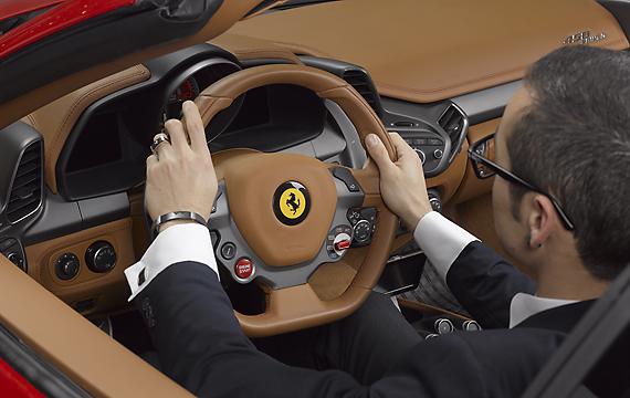 Ferrari 458 Spder